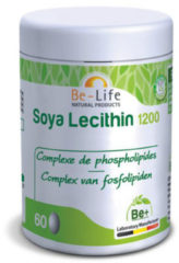 Be-Life Soya lecithin 1200 60 Capsules