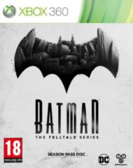 Warner Bros. Entertainment Batman: The Telltale Series Xbox 360