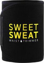 Sports Research Sweet Sweat Waist Trimmer - Waist Trainer - Afslankband - Waist Shaper - Sauna Belt Geel | Size: Small