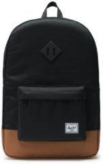 Herschel Supply Co. Heritage Rugzak black/saddle brown