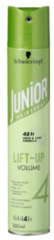 Schwarzkopf Junior Haarspray Lift Up Volume Ultra Strong - 300 ml