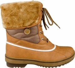 Winter-grip Wintergrip Lumberjack - Snowboots - Unisex - Maat 39 - Bruin