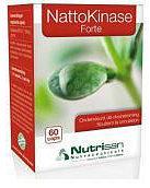 Witte Nutrisan Nattokinase Forte Vegetarische Capsules Hartfunctie 60capsules