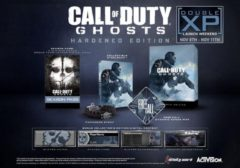 Sony Call of Duty: Ghosts Hardened Edition, PlayStation 3