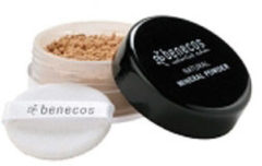 Benecos Medium Beige Natural Mineral Powder Poeder 10 g