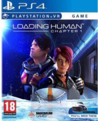 GLOBAL DISTRIBUTIE Loading Human (VR)   PlayStation 4