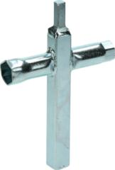 McCulloch Zündkerzenschlüsselset (mit Vierkant für Ölablassschrauben) für Kettensäge
