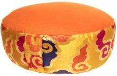 Oranje Fine Asianliving Meditatiekussen lama