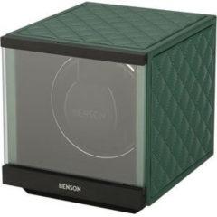 Benson Swiss Series Single 1.20 groen Leather