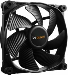 BeQuiet Silent Wings 3 PWM PC-ventilator Zwart (b x h x d) 140 x 140 x 25 mm