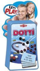 Blauwe Tactic gezelschapsspel Let's Play Dotti