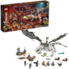 LEGO® NINJAGO 71721 Draak van de doodshoofdmagneet
