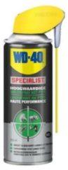 Donkergrijze WD-40 WD 40 Specialist Smeerspray met Ptfe 250 ml