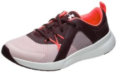 Rosa Tempo Trainer Trainingsschuh Damen Under Armour flushed pink / dark maroon
