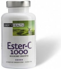 Liberty Healthcare Liberty Life Extension Ester C-1000 90 tabletten
