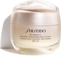 Shiseido Benefiance Wrinkle Smoothing Day Cream SPF 25 dagcrème Universeel 50 ml