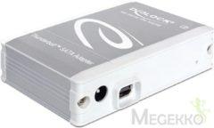 Delock 61971 Interface-converter [1x Thunderbolt-bus - 1x SATA-combi-bus 15+7-polig]