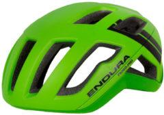 Endura - FS260-Pro Helm - Fietshelm maat L/XL, groen