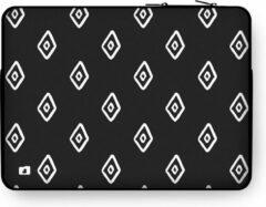 "DuckZip Laptophoes 13 inch – Macbook Sleeve 13"" - Doodle N°9"