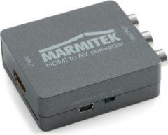 Marmitek Connect HA13, HDMI auf RCA/SCART Konverter