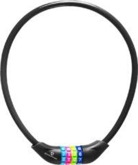 #DoYourFitness #DoYourOutdoor - Fietsslot - »Protector« - Kettingslot - L 70 cm, Ø 25 cm, dikte ca. 3/4 mm - zwart