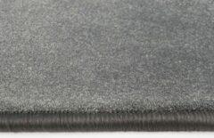 Antraciet-grijze Prima vloerkleden Vloerkleed Amber donker grijs 120x170cm