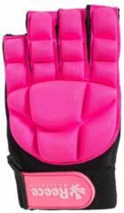 Paarse Reece Comfort half finger glove