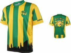 Groene Holland Den Haag Voetbalshirt-56