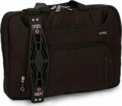 Zwarte I-Stay 15.6 inch laptoptas is0303