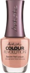 Beige Artistic Nail Design Colour Revolution 'Beauty and the Buds'
