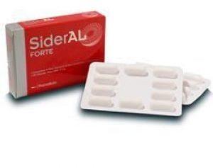 Immagine di Sideral Forte Integratore di Ferro e Vitamina C 20 Capsule
