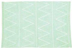 Hippy Mint | Vloerkleed - Lorena Canals Wasbaar Vloerkleed Hippy | Mint