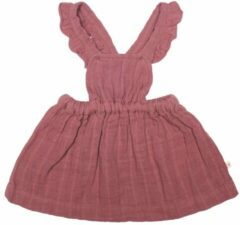 Moodstreet Meisjes jurk Moodstreet Isa rood 50/56
