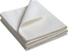 Witte Beter Bed Select Polydaun Topnop Antislip Matrasonderlegger - Matrasbeschermer - 180x200cm