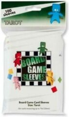 Asmodee Arcane Timmen - Board Game Sleeves: Tarot - 70 x 120 mm - 100 stuks