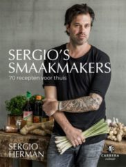 Books by fonQ Sergio Herman - Sergio's smaakmakers