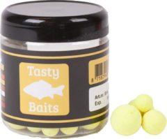 Gele Tasty Baits Pineapple Pop-up Boilie - Mixed - 50g
