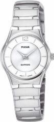Zilveren Pulsar PTA243X1 - Horloge - 24 mm - Zilverkleurig