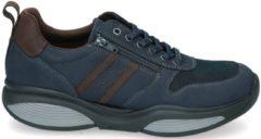 Donkerblauwe Xsensible -Heren - blauw donker - sneaker/sportief - maat 44