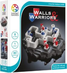Smart Games SmartGames - Walls & Warriors - Denkspel
