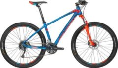 27,5 Zoll Herren Mountainbike 24 Gang Shockblaze... blau, 48cm