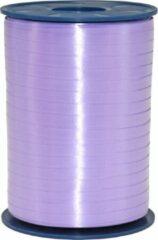 Paarse PasschierTerpo 500 mtr - Sierlint - Lila - 5mm - Verpakken