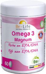Be-life Omega 3 Magnum (60ca)