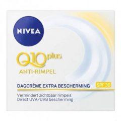 NIVEA Q10 Power Anti-Rimpel 35+ - Dagcrème Extra Bescherming - SPF30 - 50 ml
