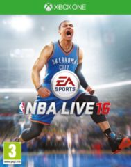 Electronic Arts NBA Live 16 - Xbox One - Windows