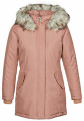 Roze Only tussenparka Rosa-Xs