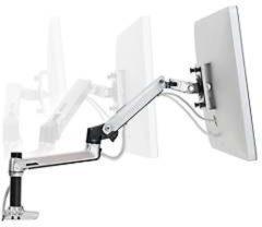 Ergotron LCD-Arm LX, für Tischmontage, höhenverstellbar, Tragkraft bis 11,3 kg