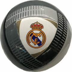 Grijze Real Madrid CF Real Madrid Voetbal Maat 5