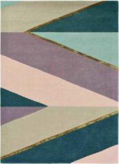 Ted Baker - Sahara Pink 56102 Vloerkleed - 170x240 cm - Rechthoekig - Laagpolig Tapijt - Klassiek - Meerkleurig