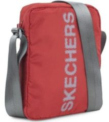 Rode Schoudertas Skechers GRIFFINC Unisex Band